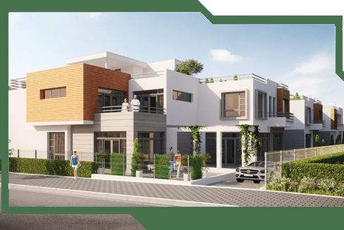къщи за продажба GREEN PARK LOZEN