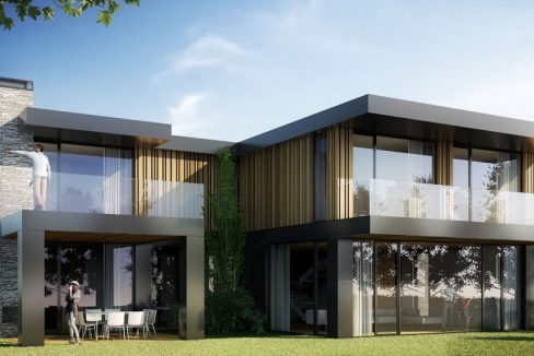 Комплекс от къщи за продан FOREST PARK