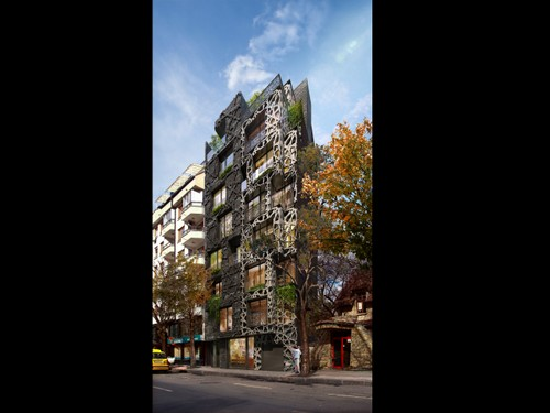 ново строителство на бул. Витоша 119